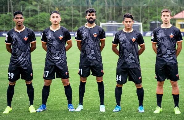FC Goa Reyaur Sports Jersey Durand Cup 2021