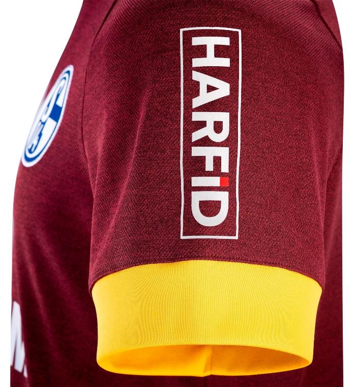 Harfid Schalke Sleeve Sponsor 21-22
