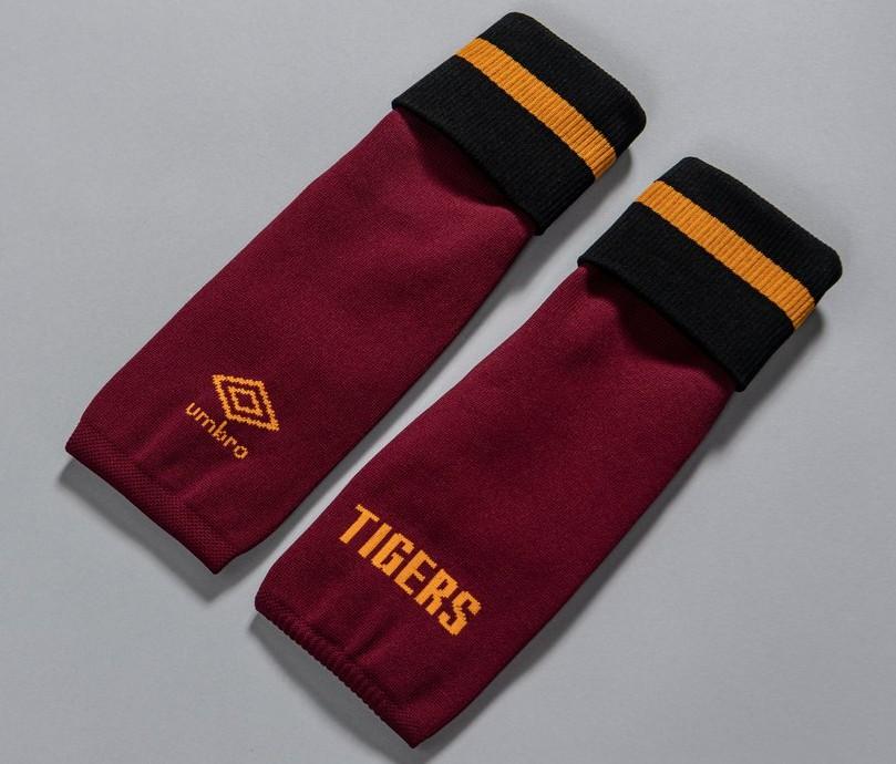 Hull City Third Strip Socks 2021 22