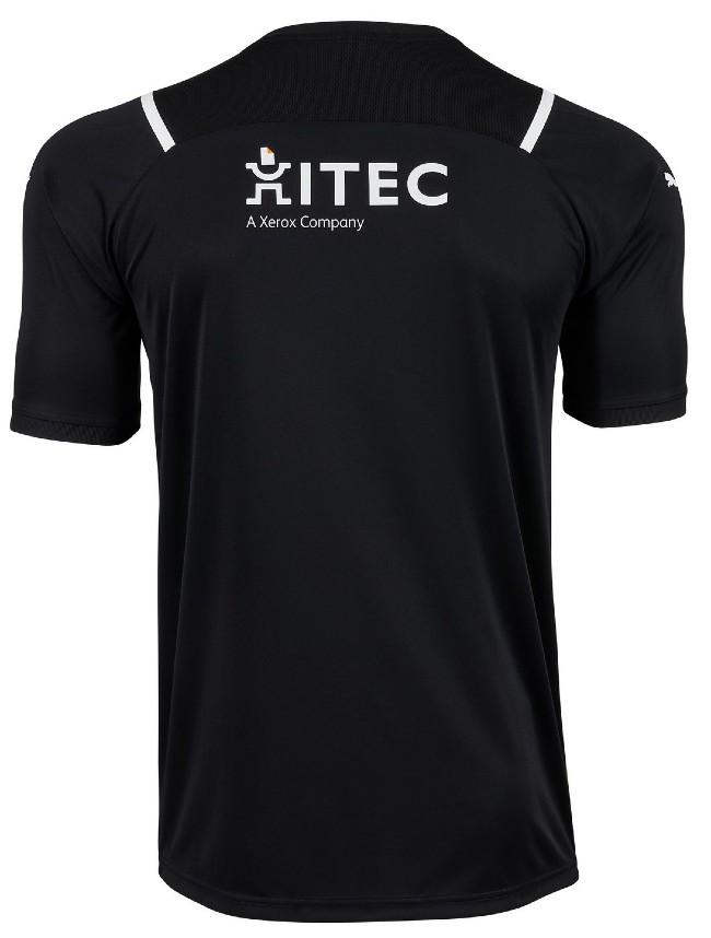 Itec Plymouth Argyle Shirt Sponsor Back 21-22