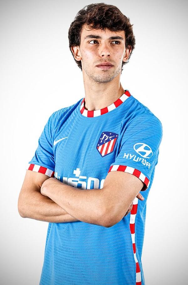 Joao Felix Atletico Madrid Third Shirt 2021 22