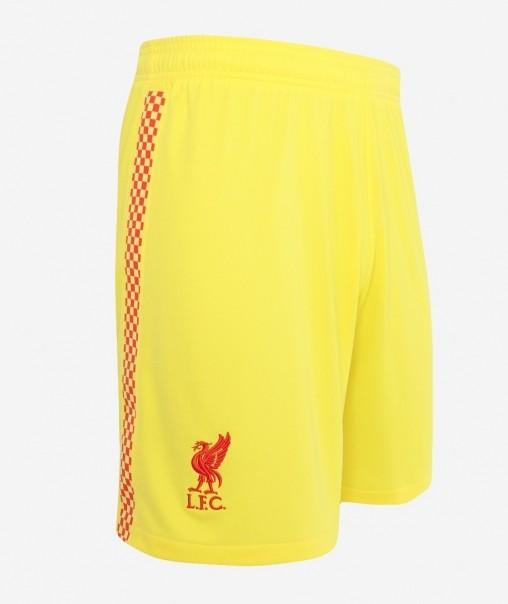LFC Third Kit Shorts 21-22