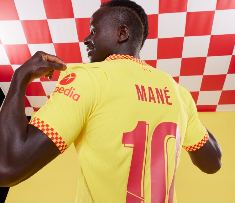 Mane LFC Third Jersey 2021-22