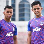 New Bengaluru FC Jersey 2021-2022 | Puma BFC ISL Home Kit 21-22