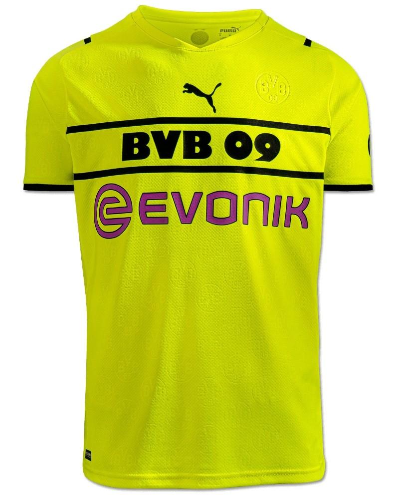 New Dortmund Champions League Shirt 21-22