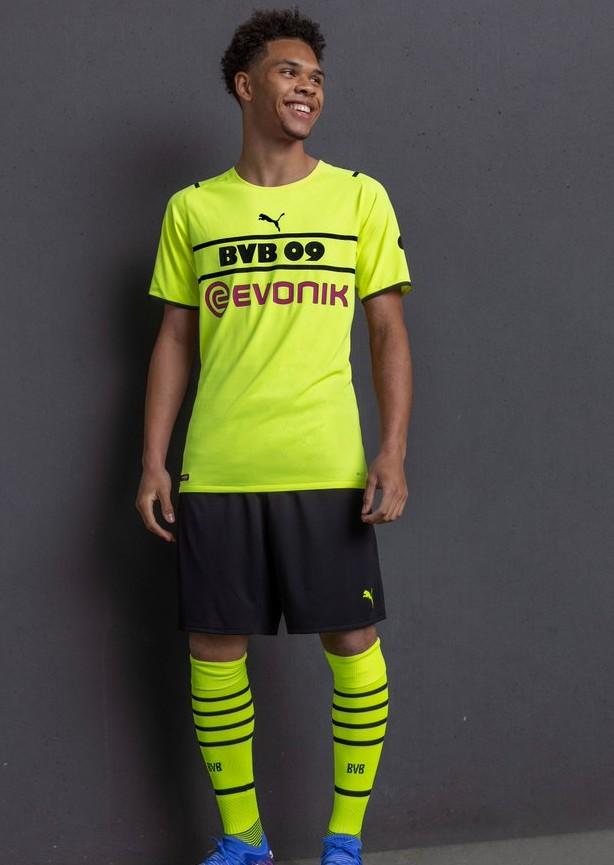 New Dortmund Cup Jersey 2021 2022