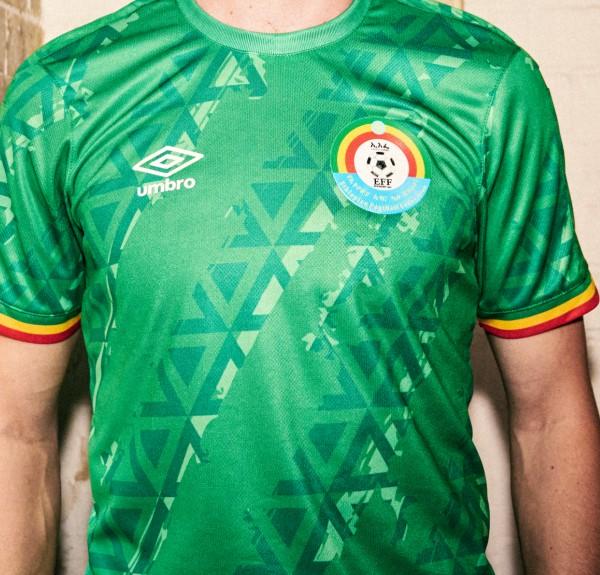 New Ethiopia Kit 2022 AFCON