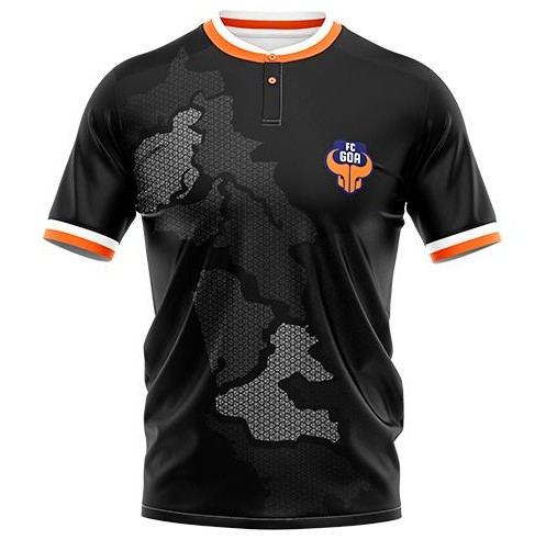 New FC Goa Durand Cup Jersey 2021