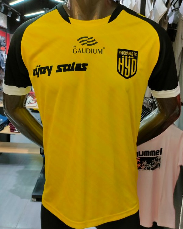 New Hyderabad FC Home Kit 2021-22