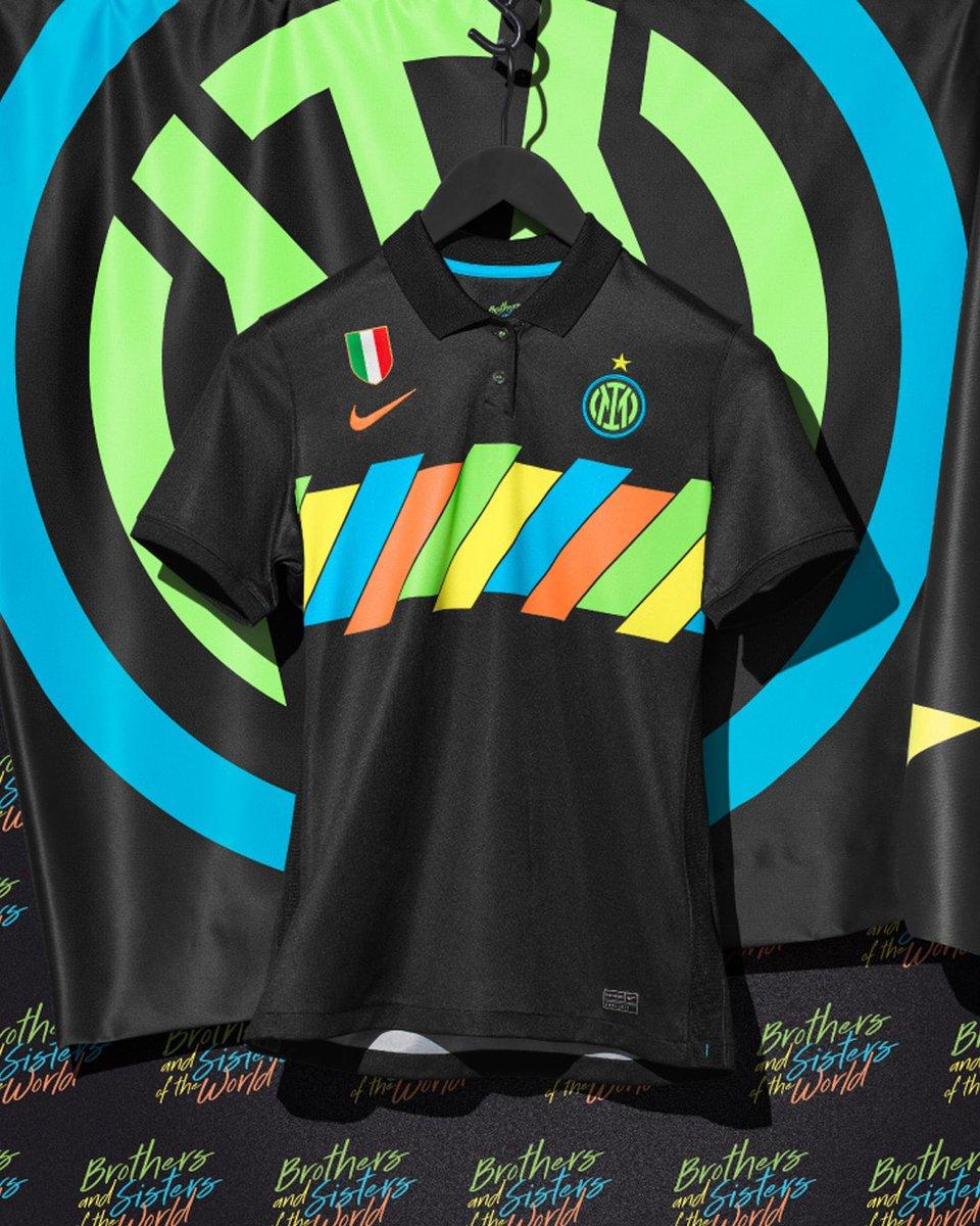 New Inter Milan Third Jersey 2021 2022