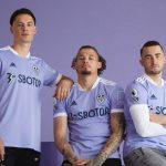 Purple LUFC Shirt 2021-2022 | Leeds United New Third Kit 21-22 Adidas