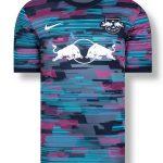New Leipzig Third Jersey 2021-2022 | RBL Veganz Sleeve Sponsor Champions League Nike 21-22