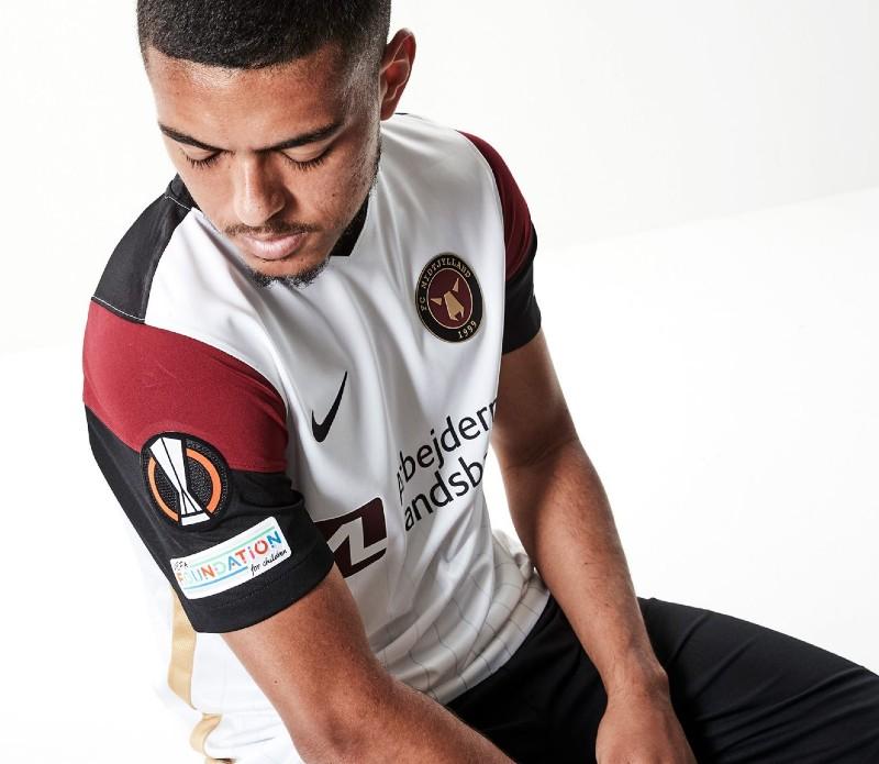 New Midtjylland Europa Shirt 2021 22