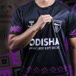 Odisha FC New Home Kit 2021-2022 | Hummel ISL Sambalpuri Primary Jersey & Goalkeeper Shirt