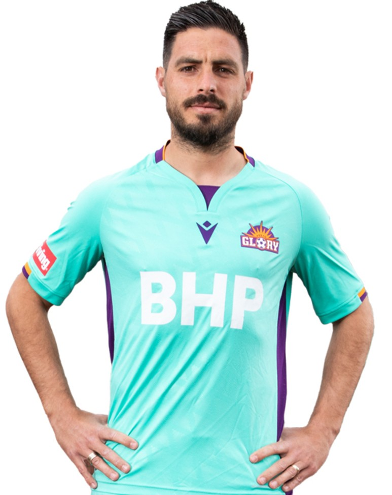 New Perth Glory Away Jersey 2021 2022 Teal