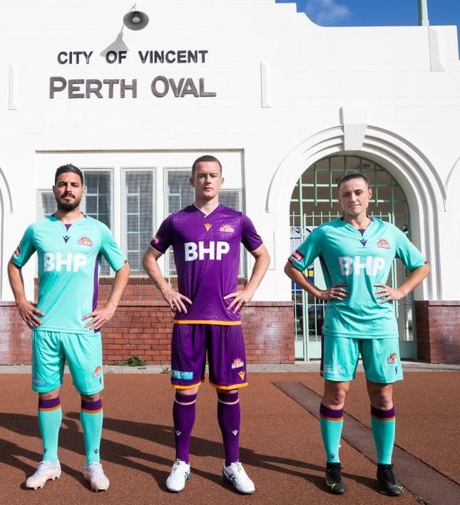 New Perth Glory Jersey 2021 2022