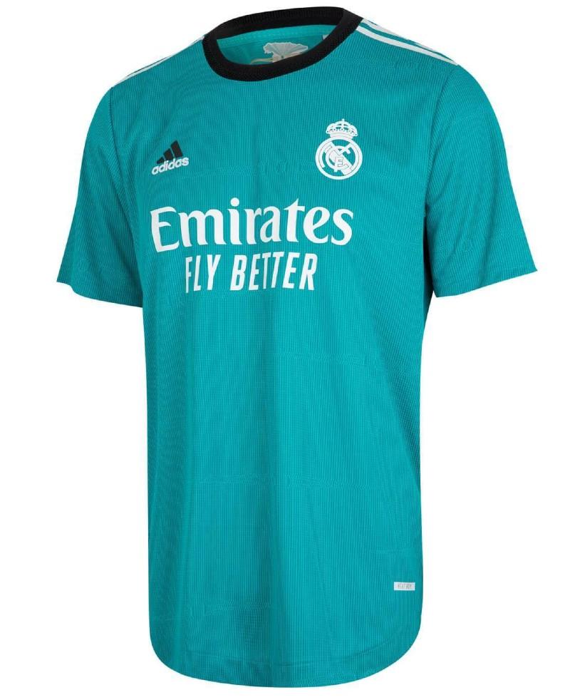 New Real Madrid Third Jersey 2021 2022 Puerta del Sol KM 0
