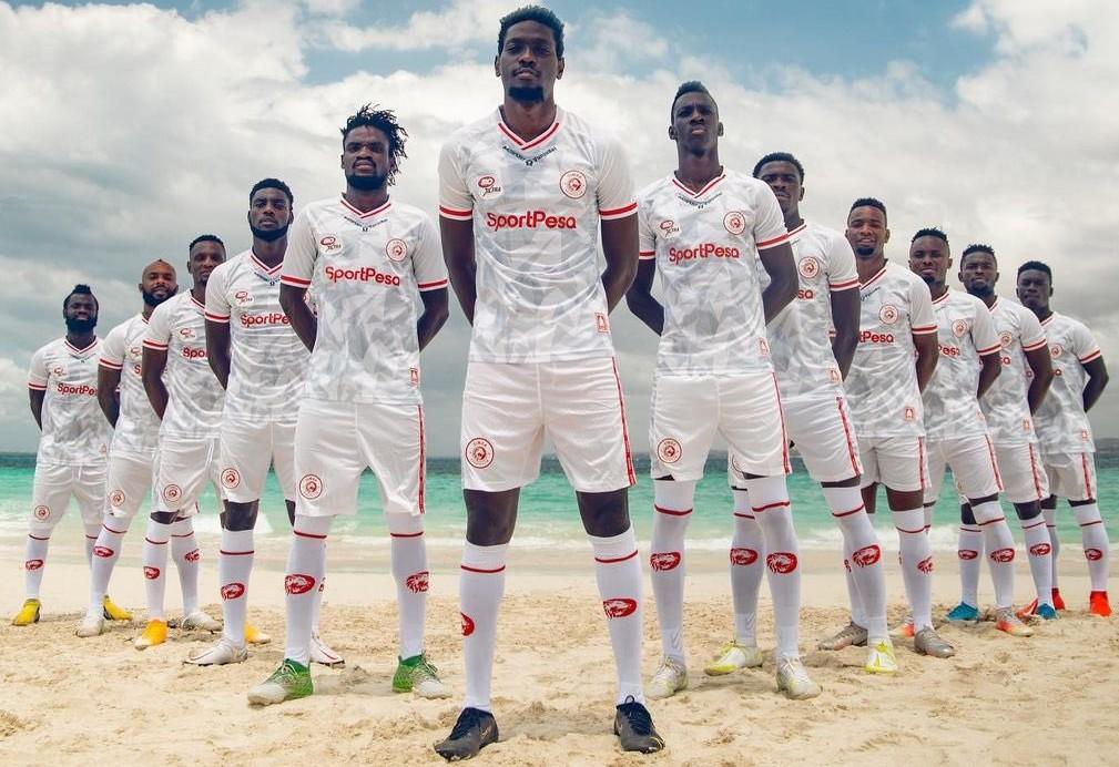 New Simba FC Jersey 2021 2022