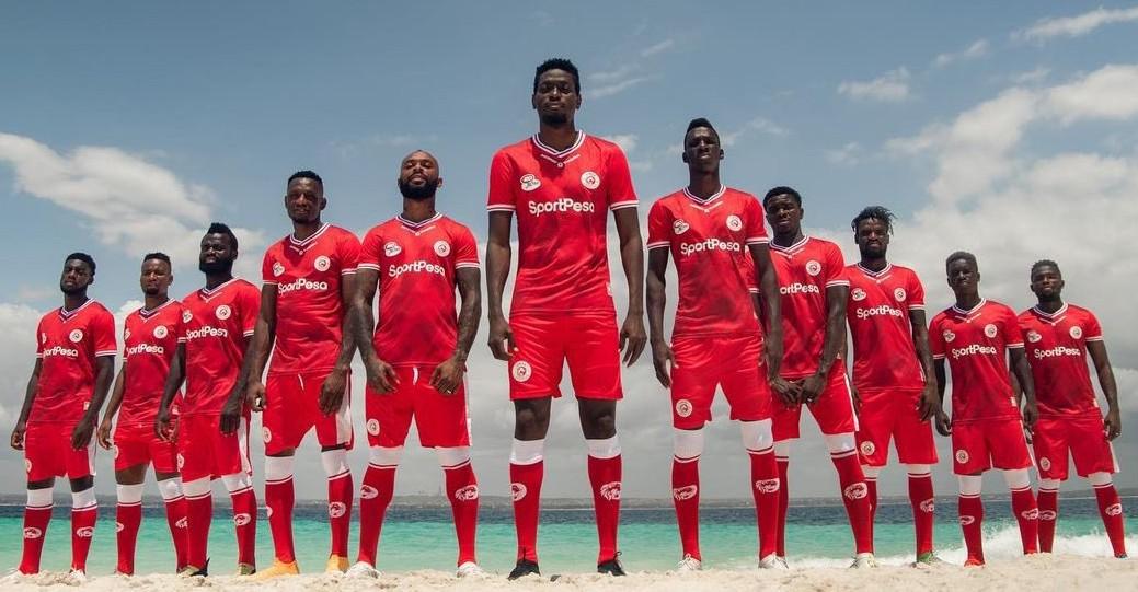 New Simba FC Kit 2021 22