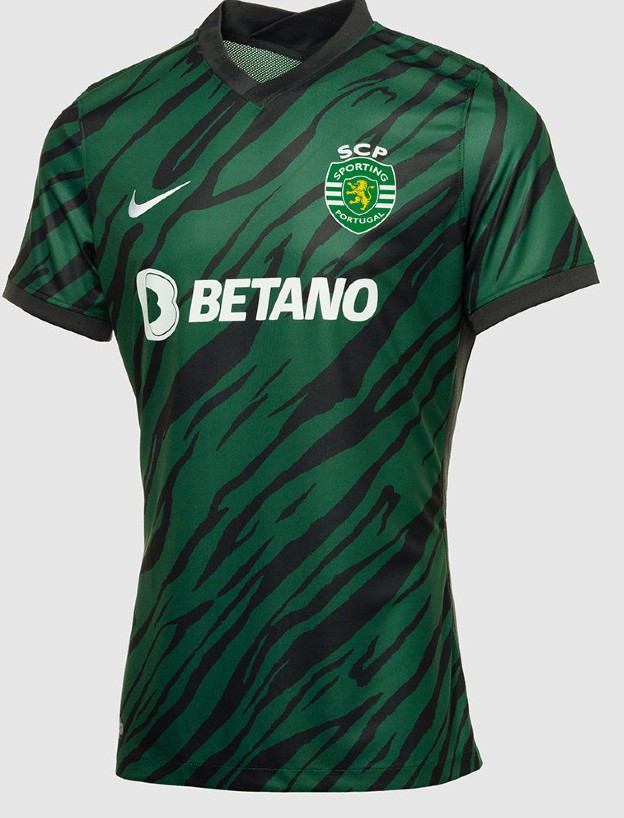 New Sporting CP Third Jersey 2021 2022