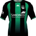 New Western United Jersey 2021-2022 | Kappa WUFC Home & Away Kits 21-22