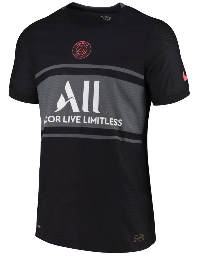 PSG Match Vapor Third Shirt 21 22