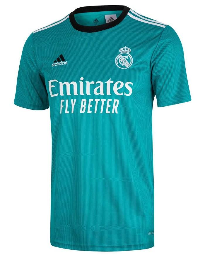 Real Madrid Third Shirt Replica 21-22
