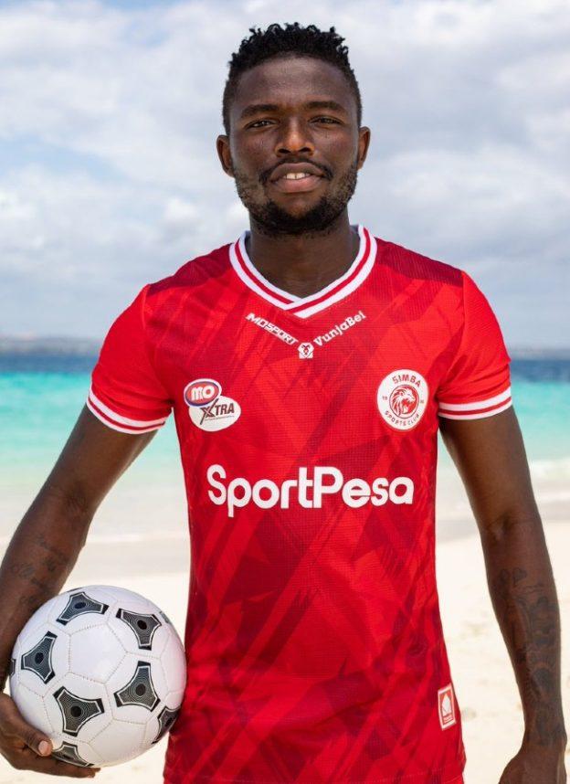 Simba FC New Kit 2021 22