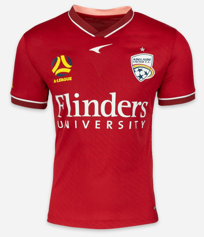 UCAN Adelaide United Jersey 2021 2022