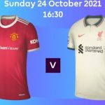 Liverpool to debut cream away kit against Manchester United