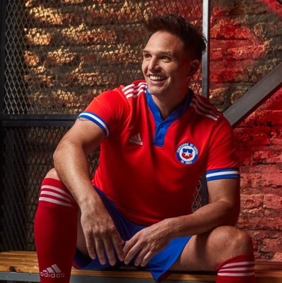 New Chile Home Shirt 2021-2022 World Cup Qualifying