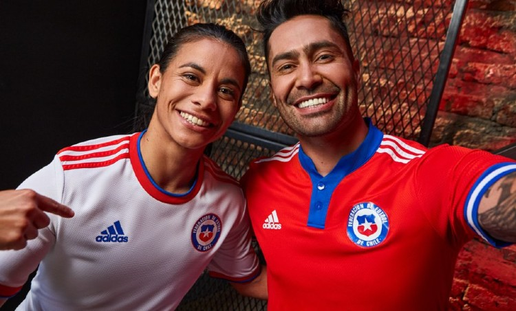 New Chile Soccer Jersey 2021 2022